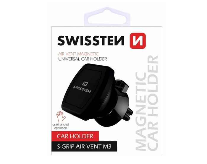 Swissten S-GRIP Air Vent M3 balenie