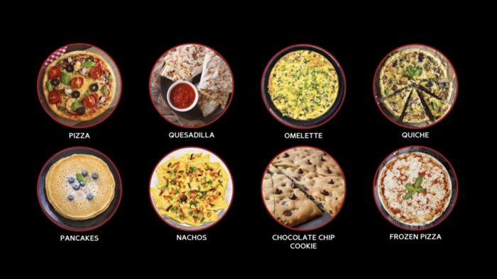 Multifunkčná pec na pizzu Domo DO9177PZ