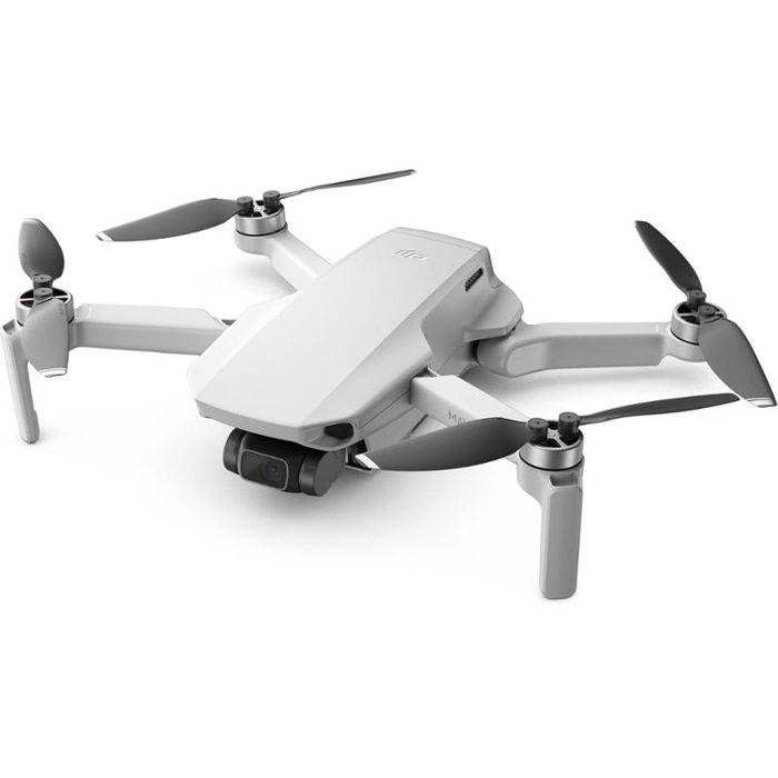 Dron DJI Mavic Mini Fly More Combo recenzia