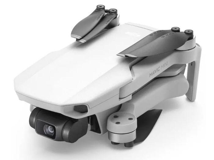 DJI Mavic Mini Fly More Combo zložený mini dron