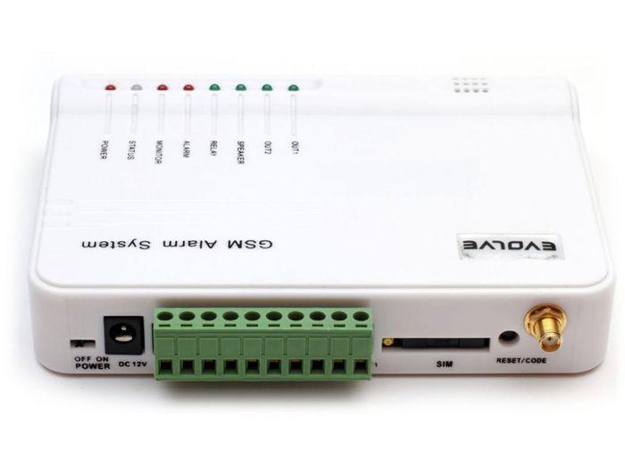 Bezdrôtový alarm Evolveo Sonix