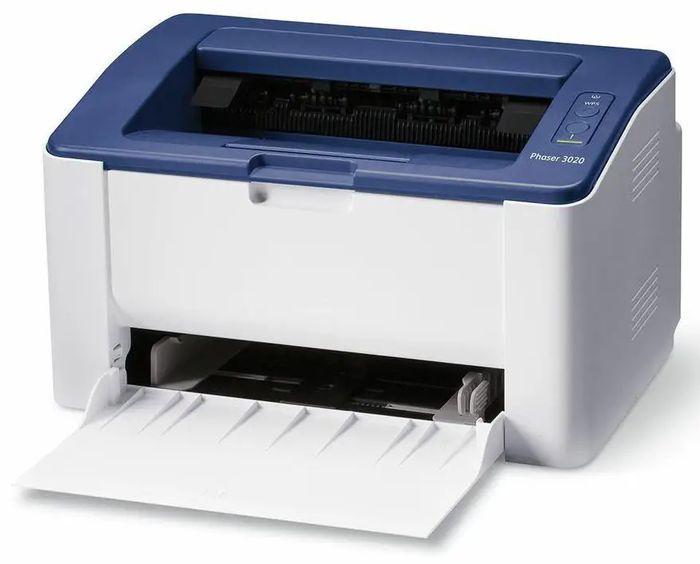 Laserová tlačiareň Xerox Phaser 3020Bi recenzia