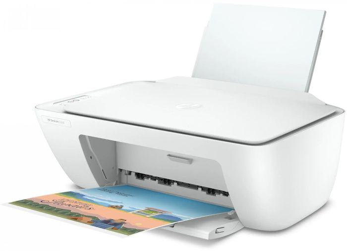 Atramentová tlačiareň HP DeskJet 2320 recenzia