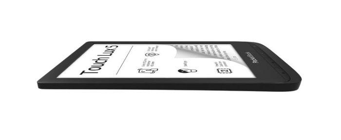 PocketBook 628 Touch Lux 5 hrúbka