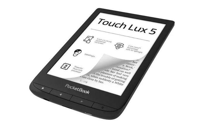 Čítačka kníh PocketBook 628 Touch Lux 5 recenzia