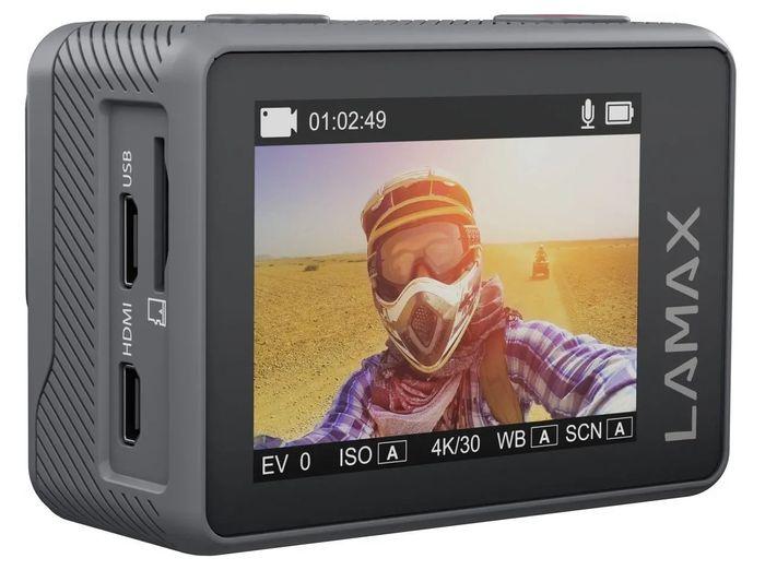 Outdoorová kamera Lamax X9.1 recenzia