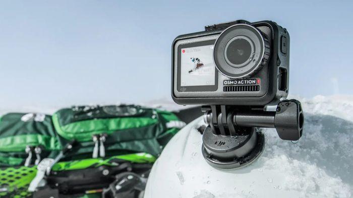 Outdoorová kamera DJI Osmo Action recenzia