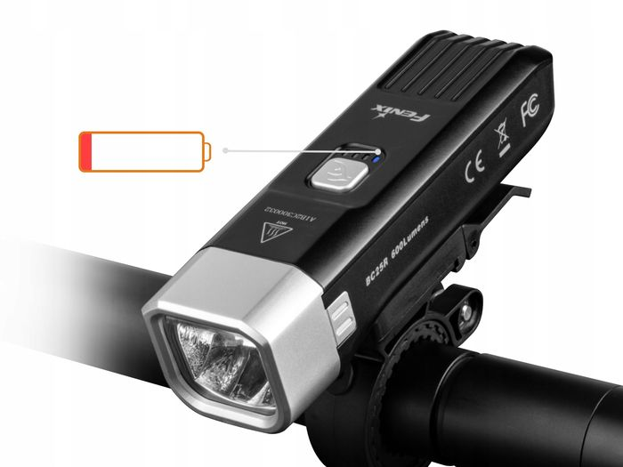 Fenix BC25R LED dióda