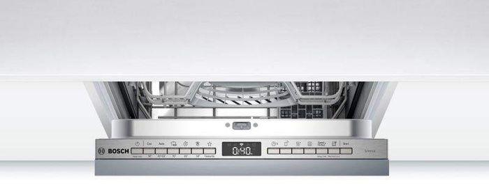 Bosch SPV4HKX33E ovládanie