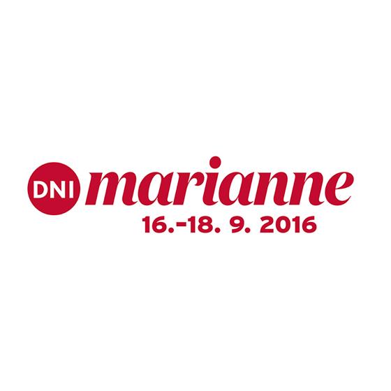 Dni Marianne - Obrovské zľavy od 16.9. do 18.9.