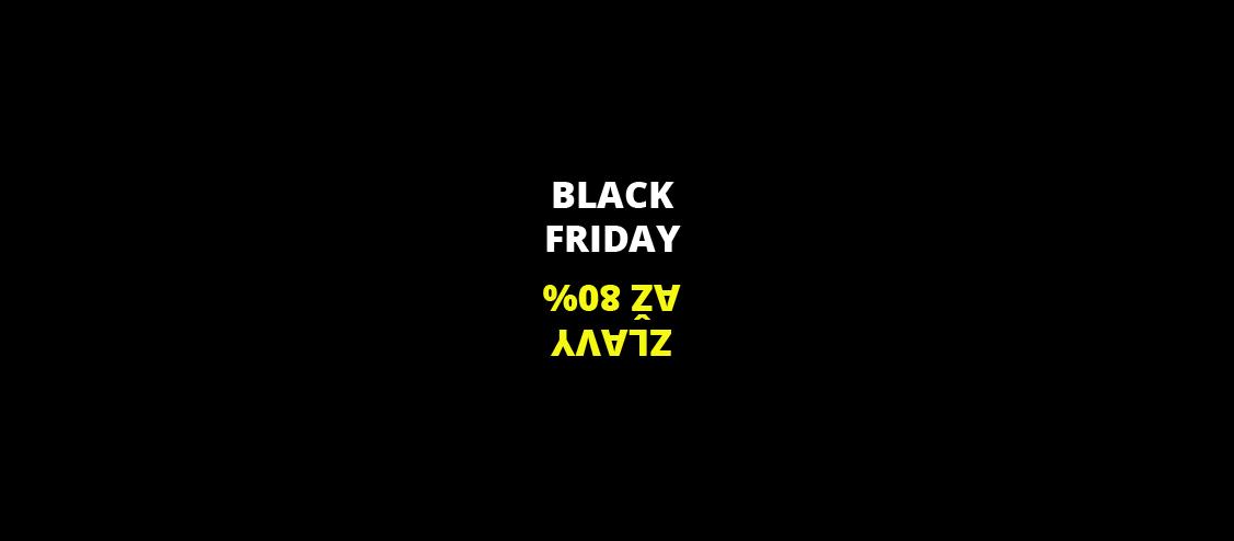 Black Friday Slovensko 2016