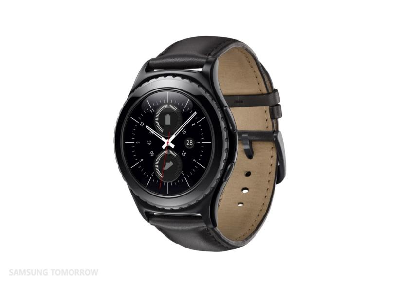 chytré hodinky Samsung Galaxy Gear S2 Classic