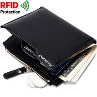 Anti RFID peňaženky
