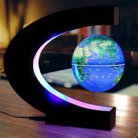 Magnetický LED glóbus