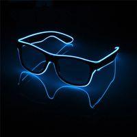 Svietiace LED okuliare od 2,70 €