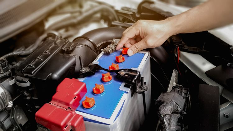 Bezúdržbová autobatéria