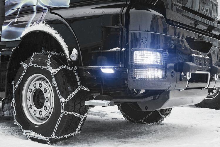 Snehové reťaze na SUV