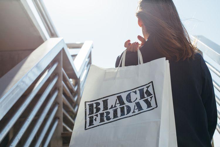 Nakupovanie počas Black Friday 2019