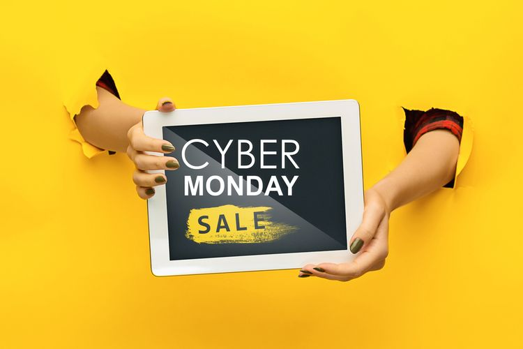 Výhodné nákupy počas Cyber Monday