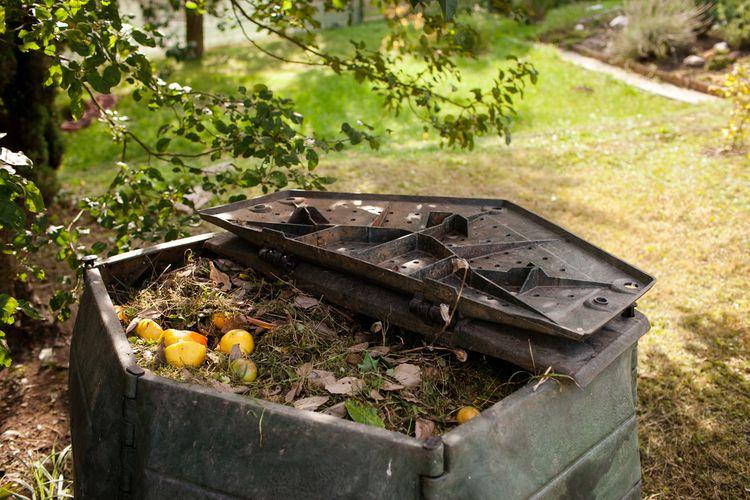 Kompostér z umelej hmoty