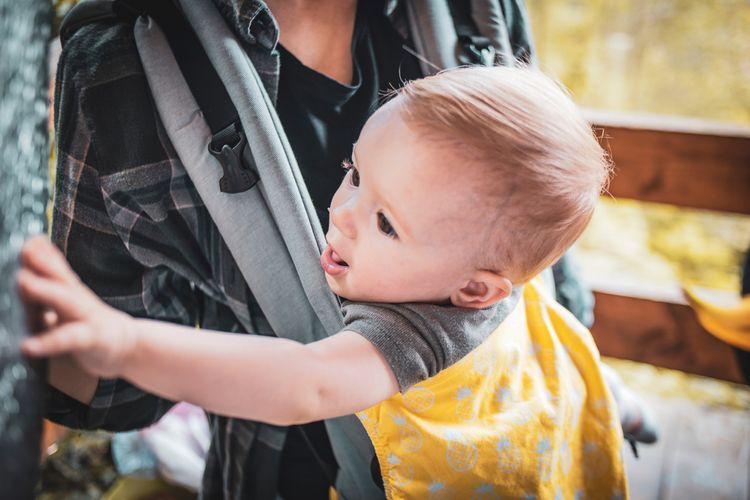 Ergonomický nosič na nosenie dieťaťa