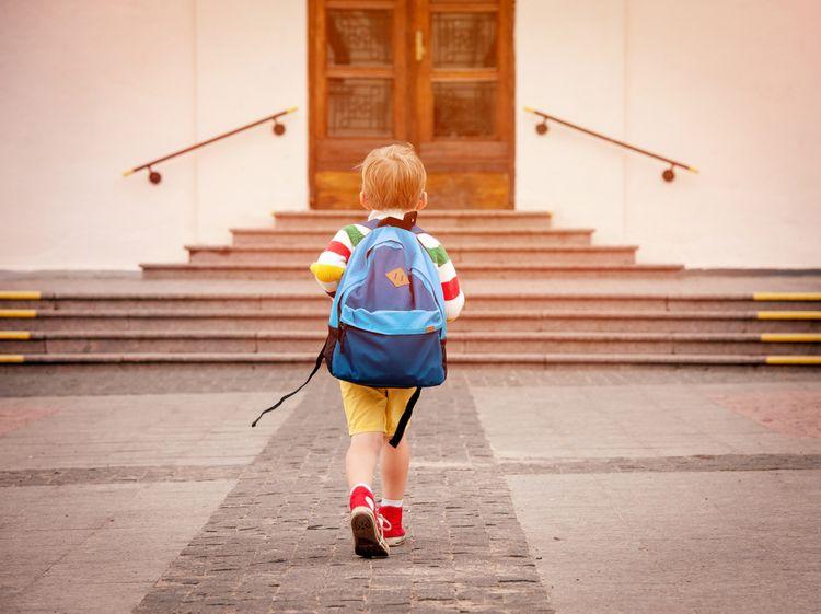 Prvý školský deň