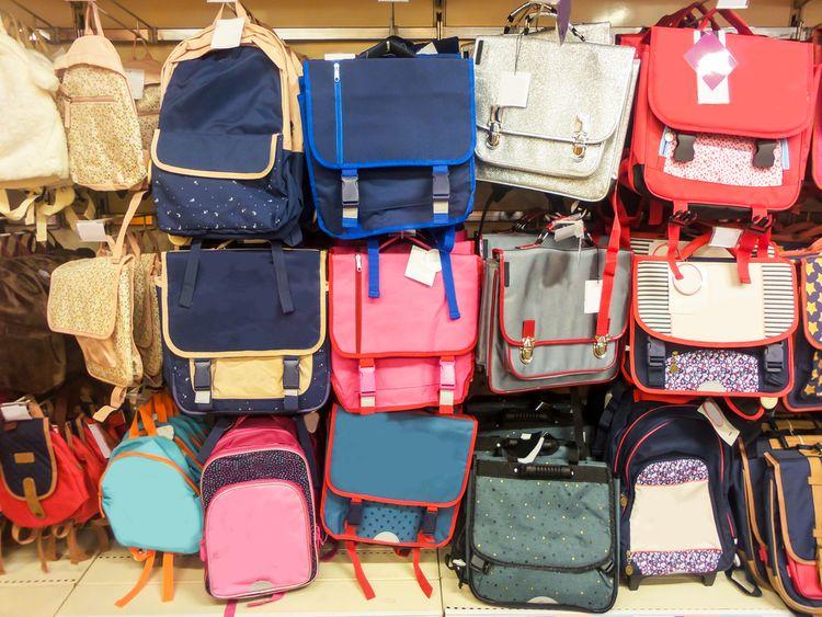Školské batohy a aktovky