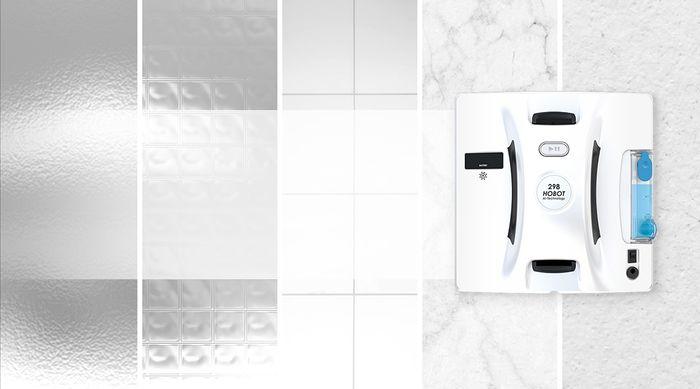 Hobot 298 na čistenie rôznych povrchov