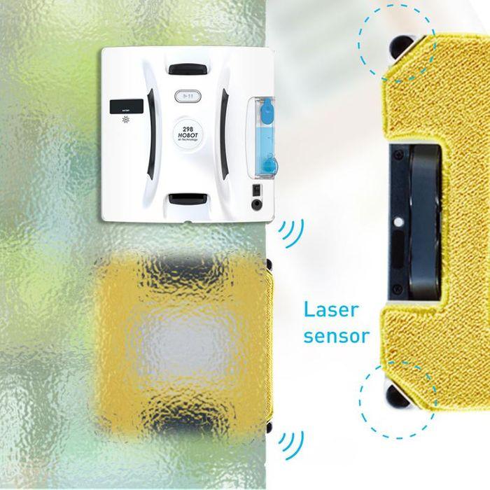 Senzor robotického čističa okien Hobot 298
