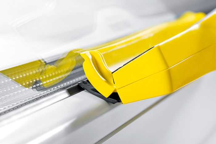 Čistenie okien s Kärcher WV 6 Plus