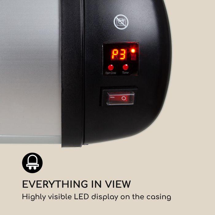 LED displej infražiariča Blumfeldt Rising Sun Zenith