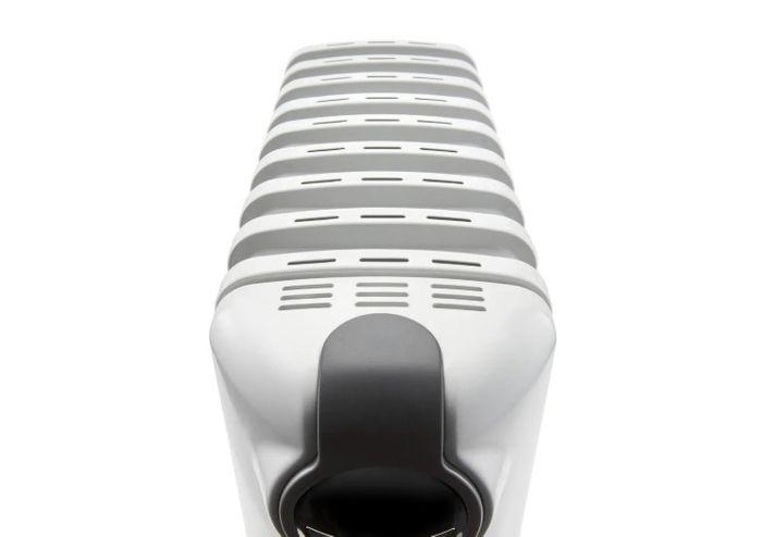 Elektrický radiátor DeLonghi TRRS1225 počet rebier