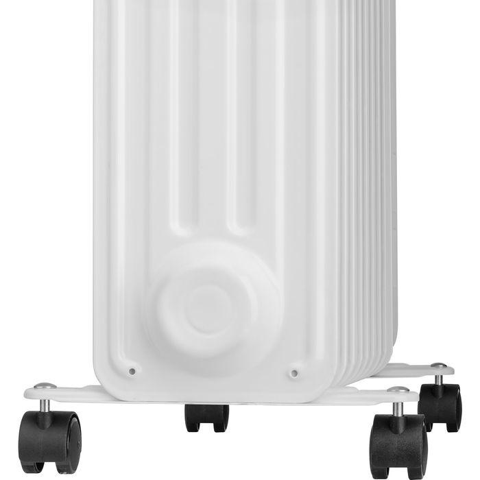 Pojazdné kolieska olejového radiátora Sencor SOH 3209WH