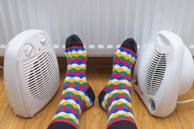Teplovzdušné ventilátory môžu disponovať rôznymi funkciami