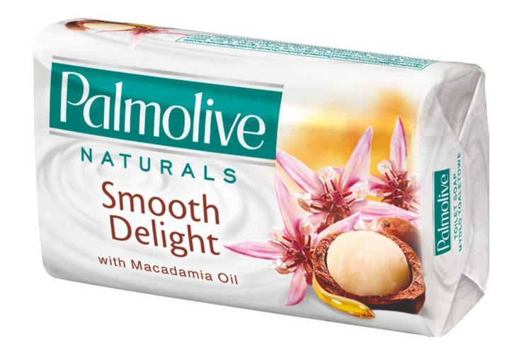 Palmolive mydlo s makadamiovým olejom