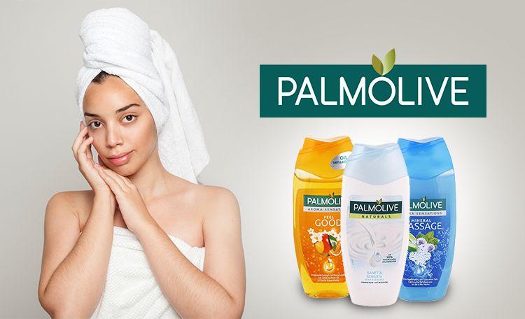 Palmolive sprchové gély