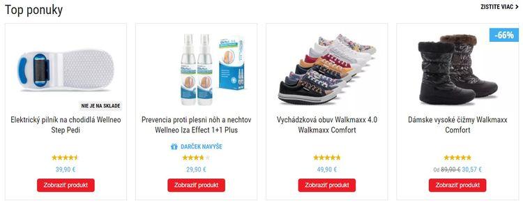 Top Shop top ponuky obchodu