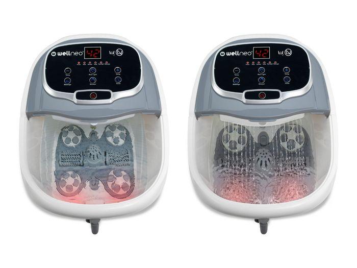 Masážny prístroj Wellnes SPA na nohy 2v1
