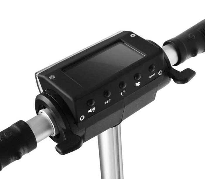 LCD displej elektrickej kolobežky Kugoo S1