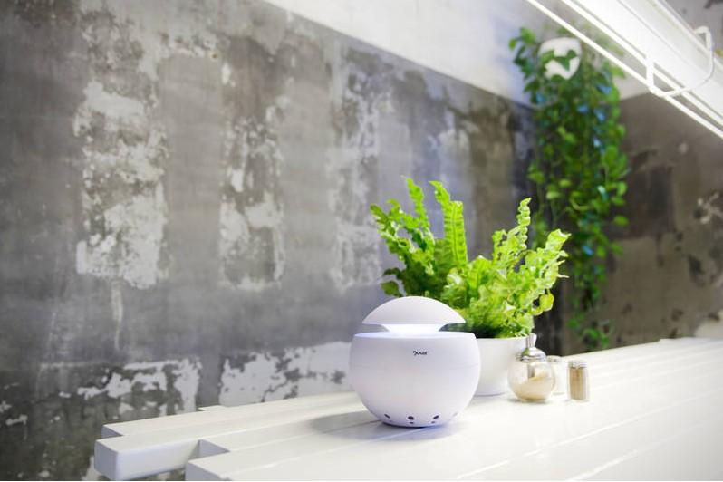 Dizajnová čistička vzduchu