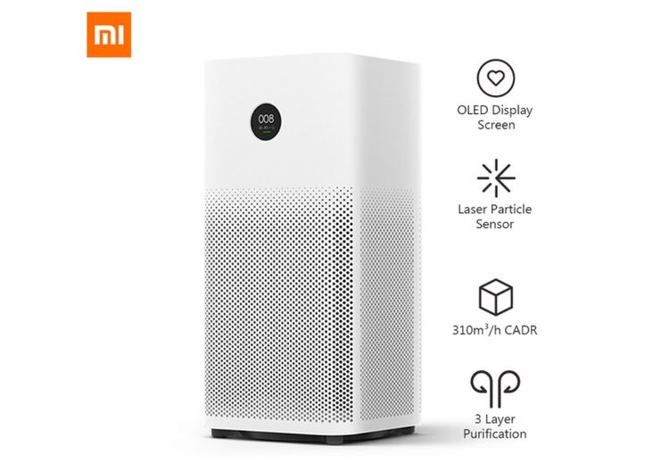 Xiaomi Mi Air Purifier 2S recenzia