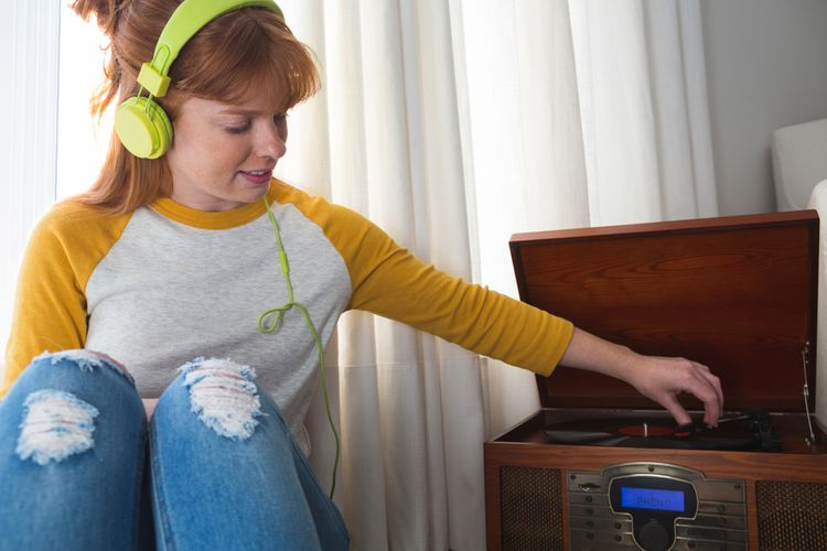 HiFi gramofón