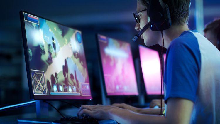 Herné monitory pre profesionálov