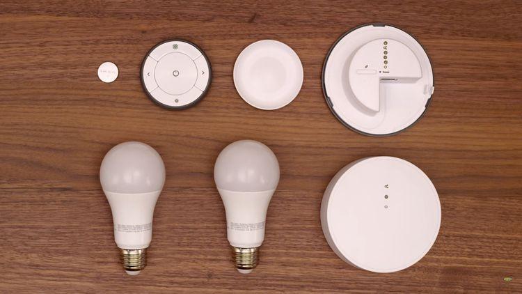 Inteligentné osvetlenie Ikea