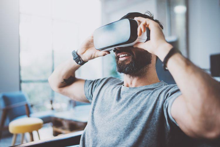 Okuliare na virtuálnu realitu
