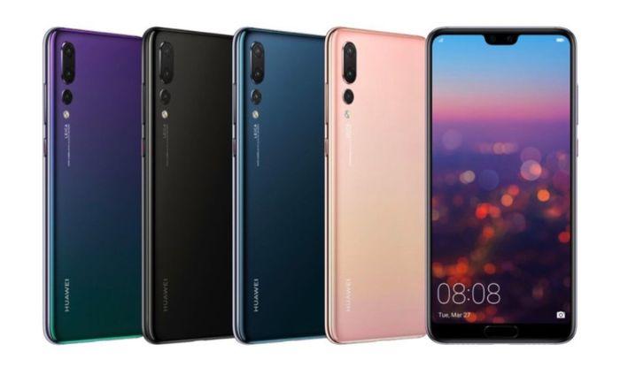 Farebné prevedenia fotomobilu Huawei P20 Pro 6 GB/128 GB Dual SIM