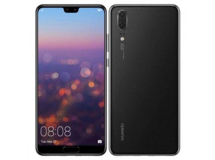Smartfón Huawei P20 Pro 6 GB/128 GB Dual SIM s výkonným fotoaparátom