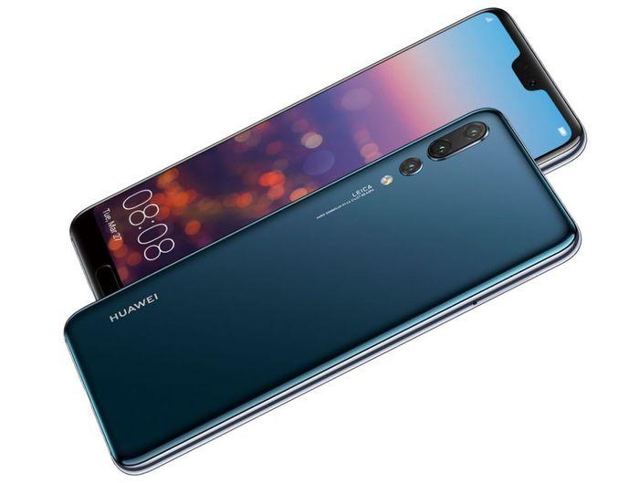 Huawei P20 Pro 6 GB/128 GB Dual SIM recenzia