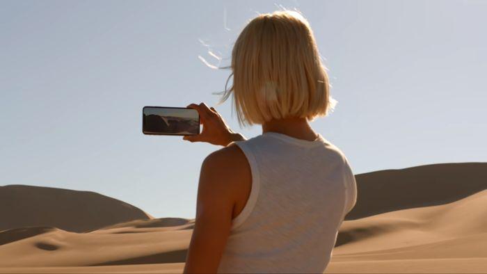 Fotografovanie s telefónom iPhone XS