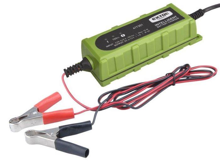 Nabíjačka autobatérií Extol Craft 6/12V 8A